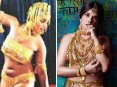 Richa Chadha Reveals <i>Shakeela</i> Poster Is Actually 'Homage To Silk Smitha'