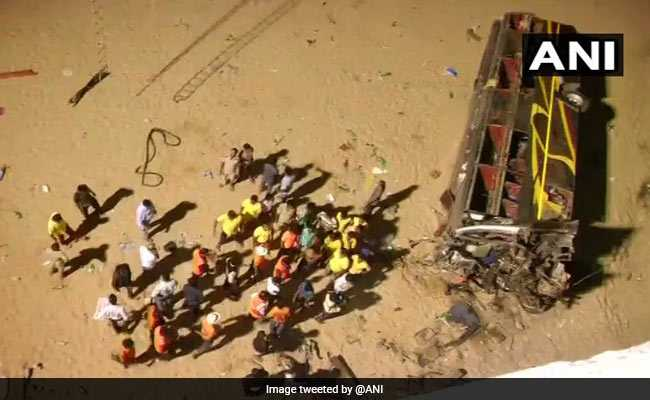 Number Of Dead In Odisha Bus Accident 10, Clarifies Hospital