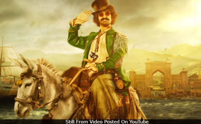 Thugs Of Hindostan: The Inspiration Behind Aamir Khan's Nose-Pin Look