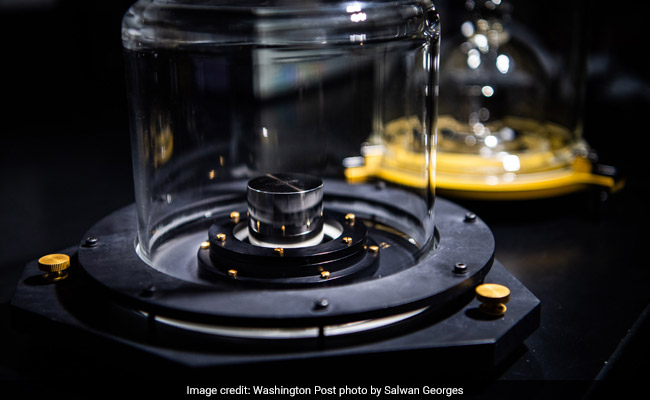 Scientists Are Redefining The Kilogram
