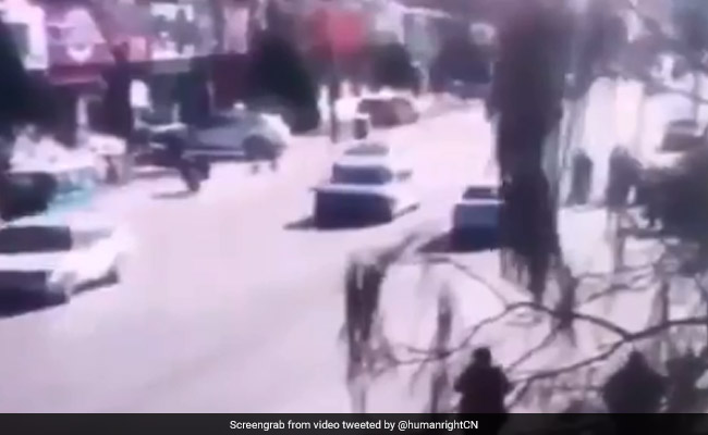 In China School Accident, Man Chose 'Random Target' After Fight With Wife