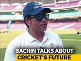 Video : Sachin Tendulkar Speaks On Virat Kohli's Rise, India's Chances In Australia