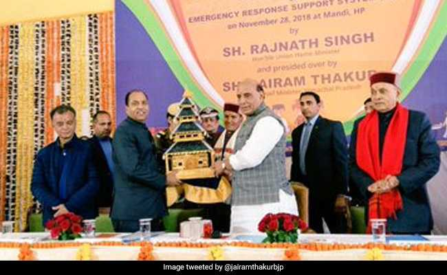 Himachal Pradesh Becomes First State To Launch Single Emergency Number