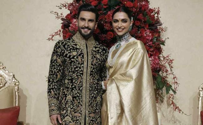 Deepika Padukone-Ranveer Singh Bengaluru Wedding Reception