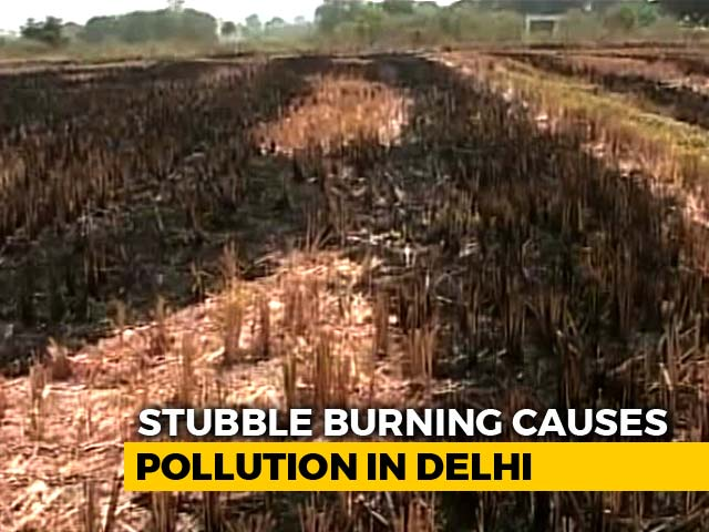 Video : Air Pollution Emergency In The Capital