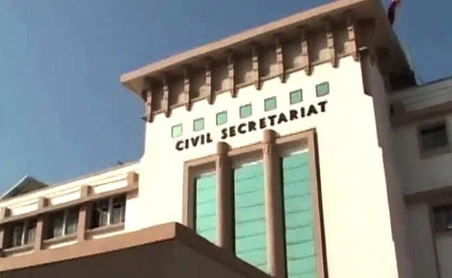 Image result for jammu kashmir secretariat