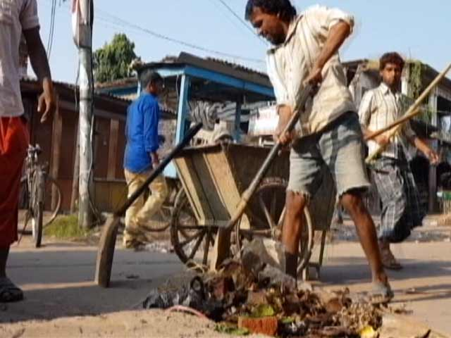 Video : How People In Bihar's Madhubani District Are Making Cleanliness A Profession