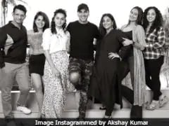 Akshay Kumar On <i>Mission Mangal</I>'s 5-Actress Cast: 'Don't Think Heroes Will Come Together'