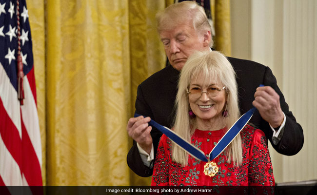 Donald Trump Jokes, Jabs As He Bestows US Highest Civilian Honour