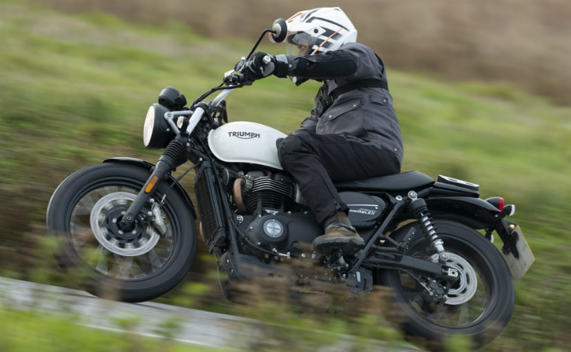 2019 Triumph Street Scrambler First Ride Review - NDTV