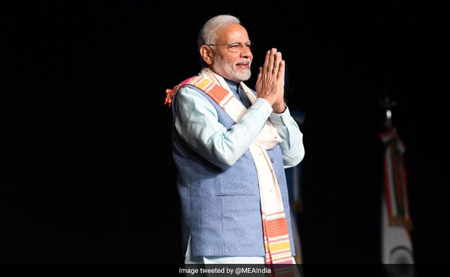 'Yoga Bridging The Vast Distance Between India And Argentina': PM Modi