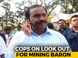 Video : Janardhan Reddy, Wanted In Rs. 18-Crore Bribery Case, Goes Missing