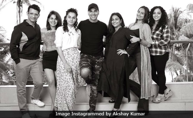 Akshay Kumar's Mission Mangal To Star Vidya Balan, Sonakshi Sinha, Taapsee Pannu And Others