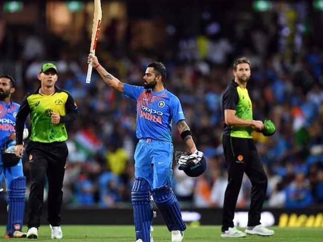 3rd T20I: All-Round India Beat Australia By 6 Wickets To Draw Series 1-1