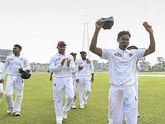 Bangladesh 'Positive' Before Second Test Against Zimbabwe