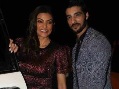 Here's Sushmita Sen's Birthday Surprise From Rumoured Boyfriend Rohman Shawl