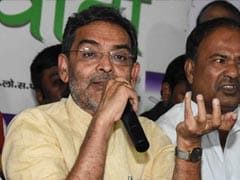 """Claims Of Good Governance In Bihar Amid Lawlessness"": Upendra Kushwaha"