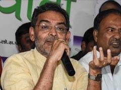 नीतीश कुमार के खिलाफ अभियान में उपेंद्र कुशवाहा ने बीजेपी को भी घसीटा