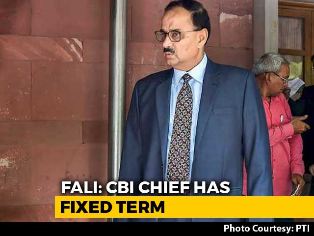 Video : No Basis For Order To Strip CBI Chief Of Powers, Lawyer Tells Top Court