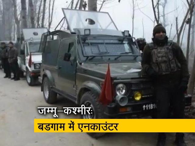 Videos : पत्रकार शुजात बुखारी का हत्यारा नवीद जट्ट ढेर