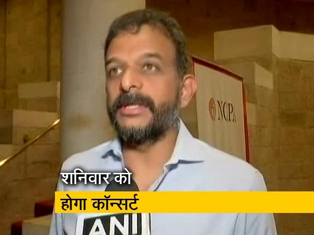 Videos : दिल्ली में होगा टीएम कृष्णा का कॉन्सर्ट