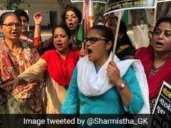 नोटबंदी पर कांग्रेस का सरकार के खिलाफ हल्ला बोल, सीनियर नेता समेत हजारों कार्यकर्ता हिरासत में