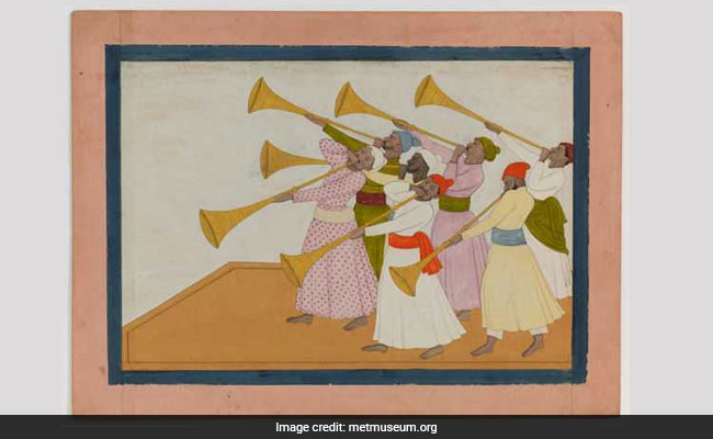 UK Minister Blocks Export Of Unique 550,000 Pound Indian Painting