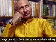फिर शादी करने जा रहे हैं बिहार के 'लव गुरु' मटुकनाथ, कहा -