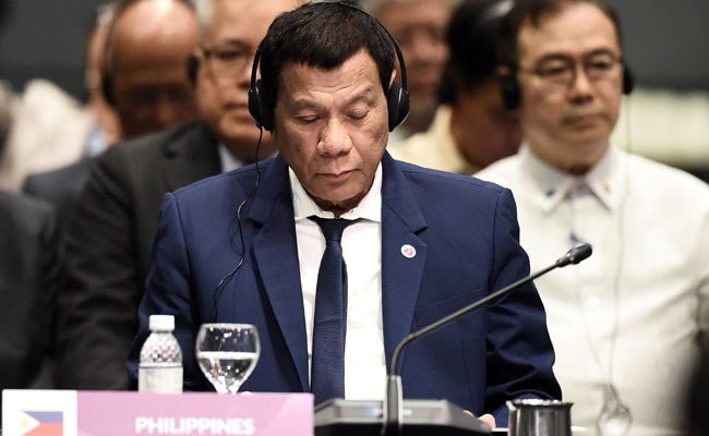 Philippines President Duterte Boasts About Sexually Assaulting Maid
