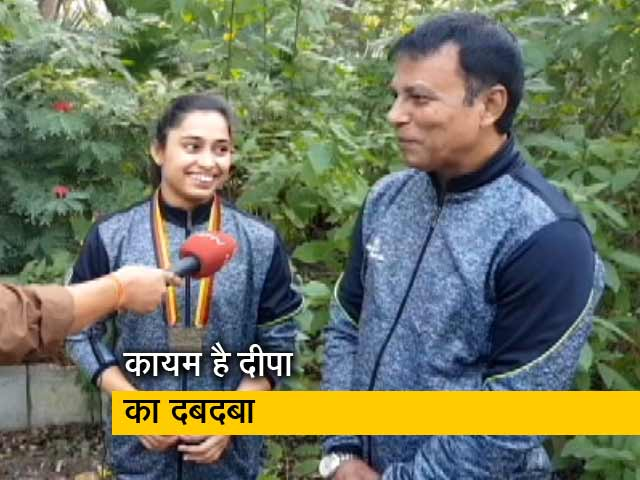 Videos : जिमनास्ट दीपा कर्मकार से खास मुलाकात