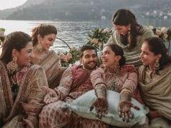 दीपिका पादुकोण-रणवीर सिंह की शादी की नई Photos ने मचाई सनसनी, जरूर देखना चाहेंगे आप