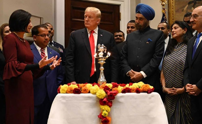 'They've Done An Incredible Job': Trump Praises Indian-American Officials