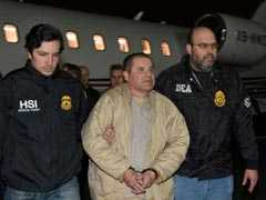Druglord ''El Chapo'' Awaits Life Imprisonment Sentence By US Judge