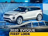 Video : 2020 Range Rover Evoque First Look
