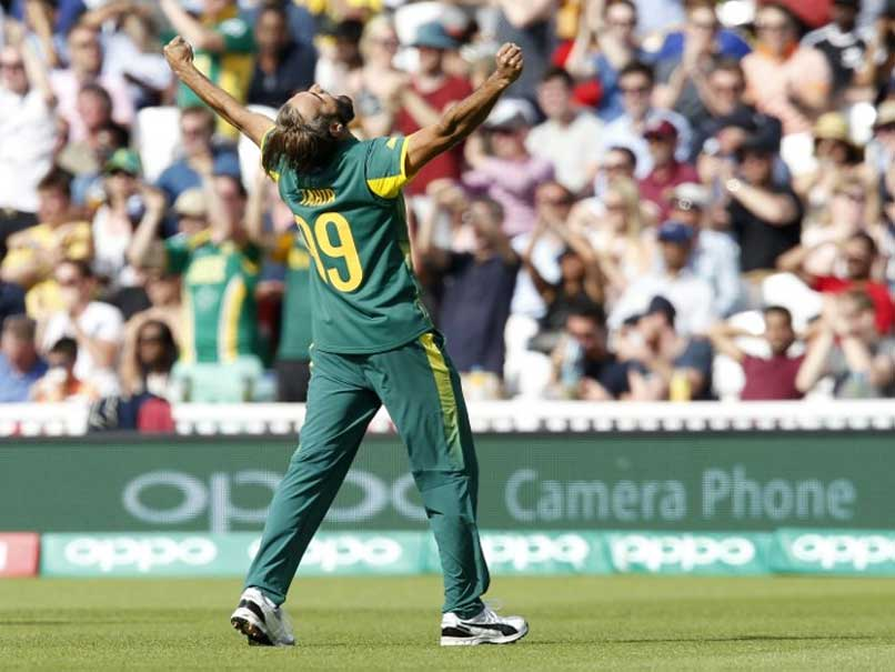 Australian Crowd Mocks Imran Tahir For Celebrating No-Ball Wicket: Watch Video