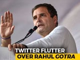 "Video : ""Rahul Gandhi A Kashmiri Brahmin, Have Record Of Ancestry,"" Claims Priest"
