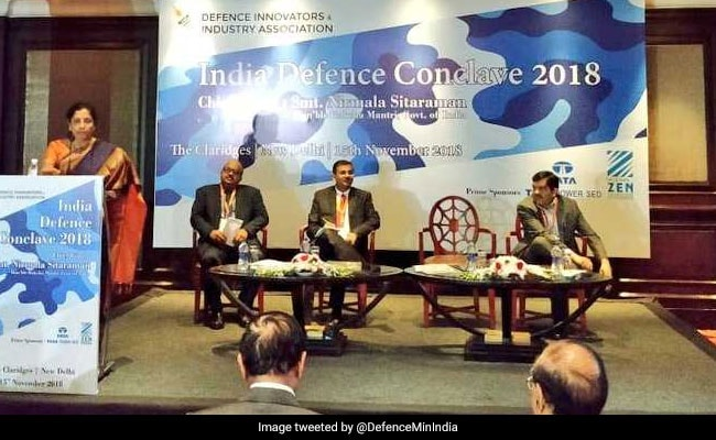 Can't Compel Armed Forces To Buy From A Firm: Defence Minister On Rafale