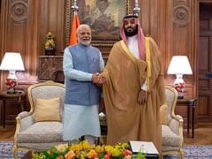 "Crown Prince's Visit To India A ""Historic Opportunity"", Saudi Envoy Says"