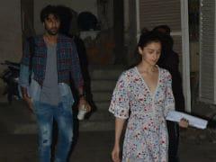 Post-Diwali, <i>Brahmastra</i> Is Keeping Alia Bhatt And Ranbir Kapoor Busy