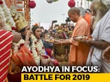 Video : Development In Name of Lord Ram: Yogi Adityanath's Message To Ayodhya