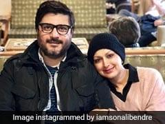 शादी की सालगिरह पर इमोशनल हुईं सोनाली बेंद्रे, कैंसर से जूझ रही एक्ट्रेस ने पति के बारे में कहा ये...