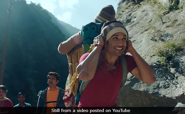 Sushant Singh Rajput's Dedication To Kedarnath Will Bowl You Over. See Pic