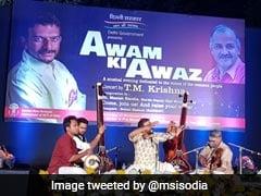 After Carnatic Singer's Delhi Concert Cancelled, AAP Makes It Happen