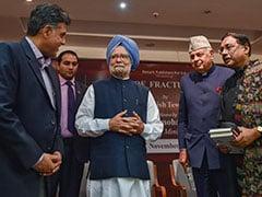 Hope Saner Elements Prevail Between India, Pak: Manmohan Singh