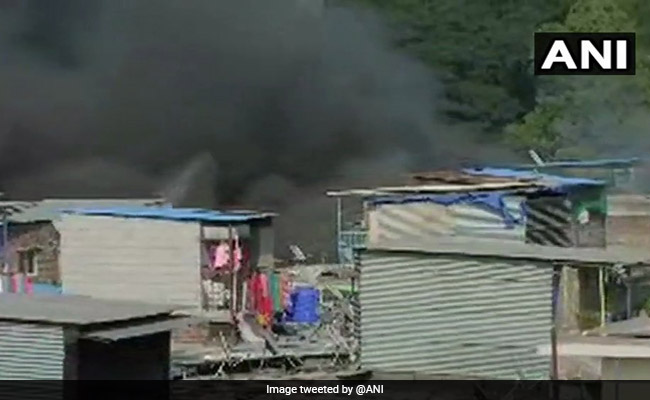 Fire Breaks Out In Slum In Pune, 30 Fire Engines At The Spot