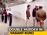 Video : Fashion Designer, Domestic Help Stabbed To Death In South Delhi Home