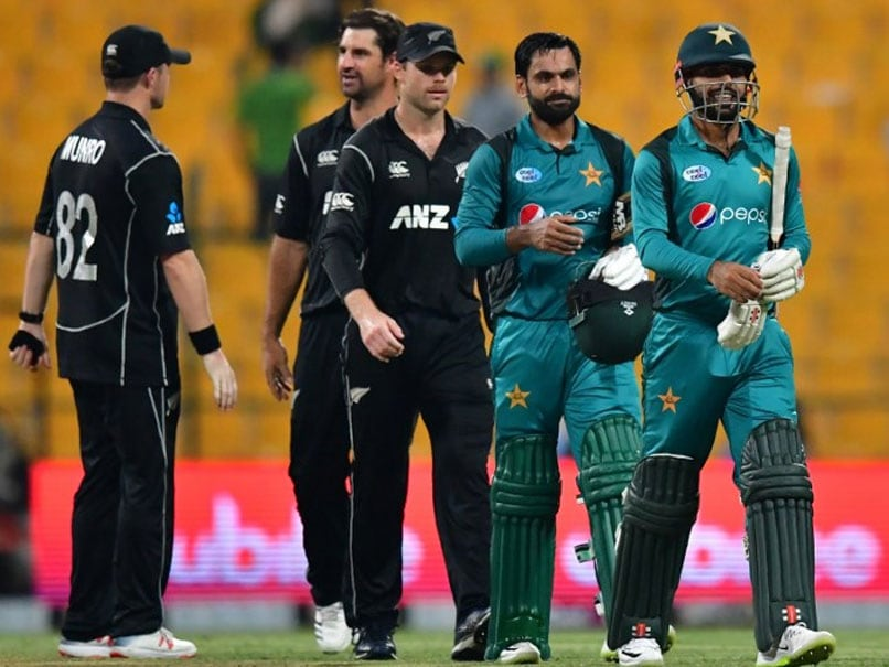 2nd ODI: Pakistan Beat New Zealand By 6 Wickets, Level Series 1-1