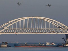 """Ukraine Ship Clash: Russia Says Acted """"Strictly"""" Within International Law"""
