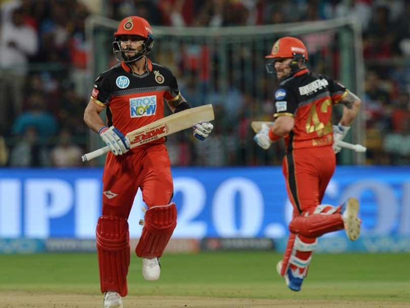 Brendon McCullum Sends Message For Royal Challengers Bangalore After He Is Released