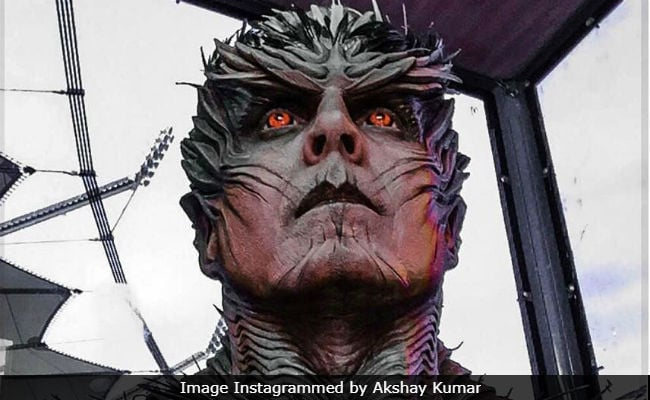 Akshay Kumar, Who 'Never Puts Makeup,' Says His 2.0 Look Was A 'Different Story Altogether'
